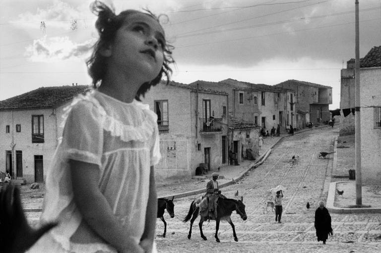 Foto do chileno Sergio Larrain, que apresenta mostra no IMS