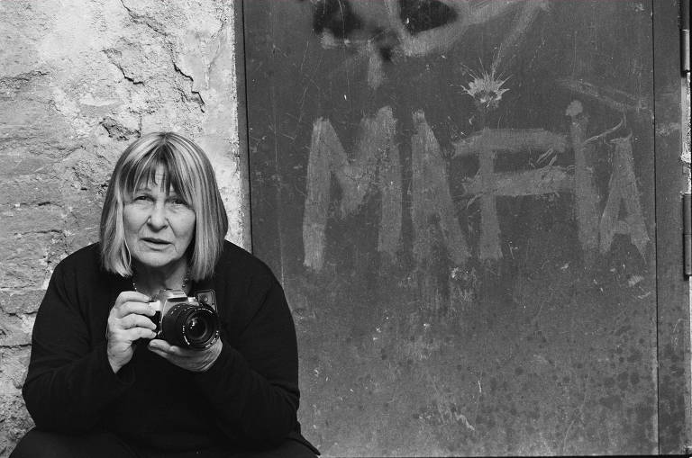 Fotógrafa italiana Letizia Battaglia