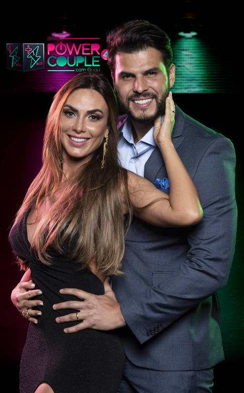 Participantes do Power Couple  4ª temporada