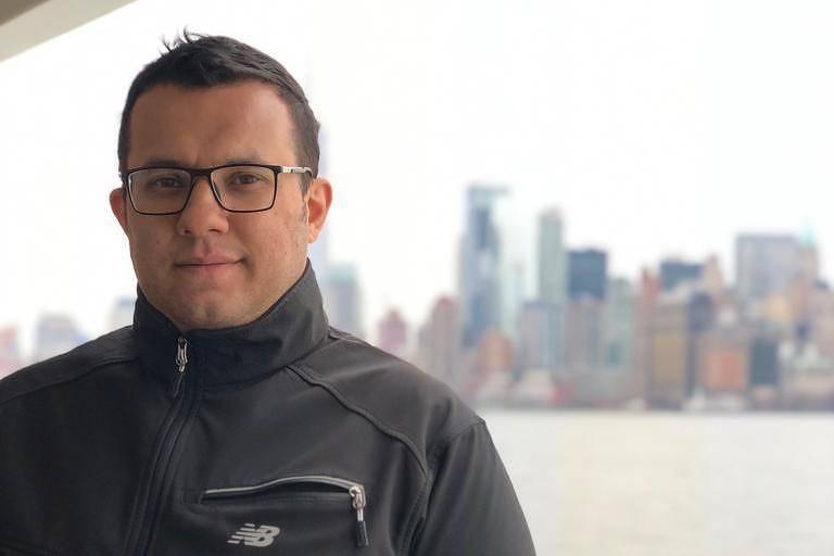 O turco naturalizado brasileiro Ali Sipahi, 31, que vive no Brasil há 12 anos e foi preso no dia 6 de abril