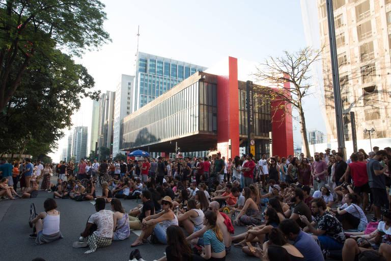 O Masp participa da segunda edição da Paulista Cultural