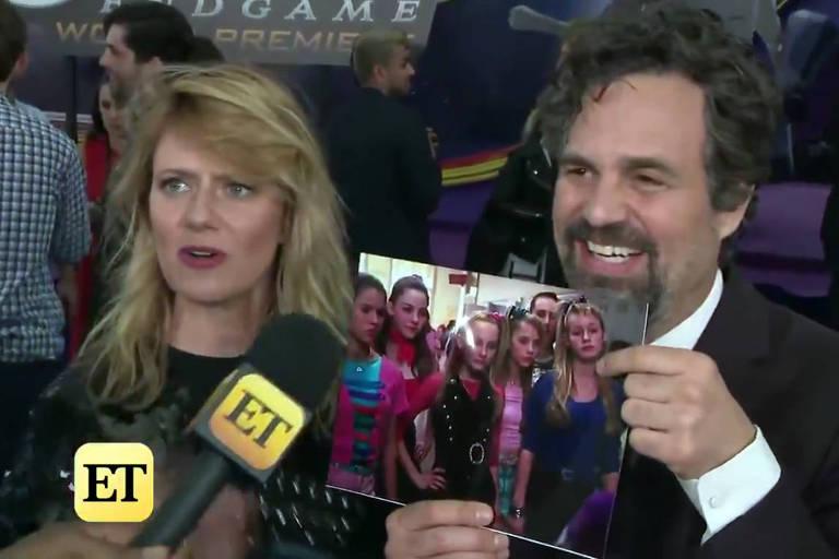 Mark Ruffalo fica surpreso ao descobrir que Brie Larson fez 'De Repente 30'