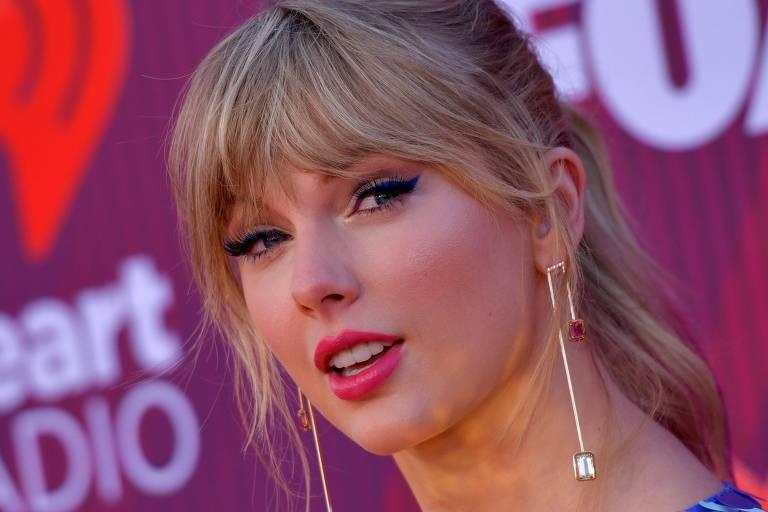 Taylor Swift no 2019 iHeart Radio Music Awards