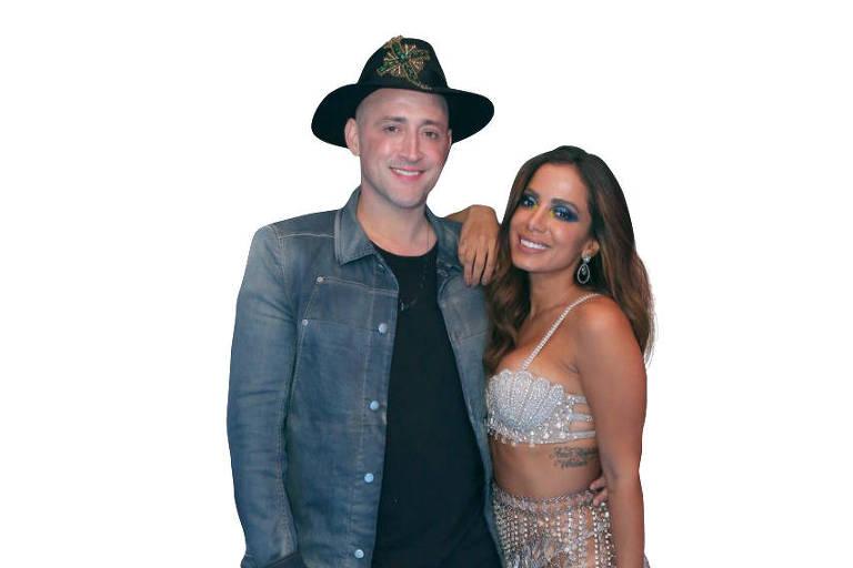 Paulo Gustavo e Anitta