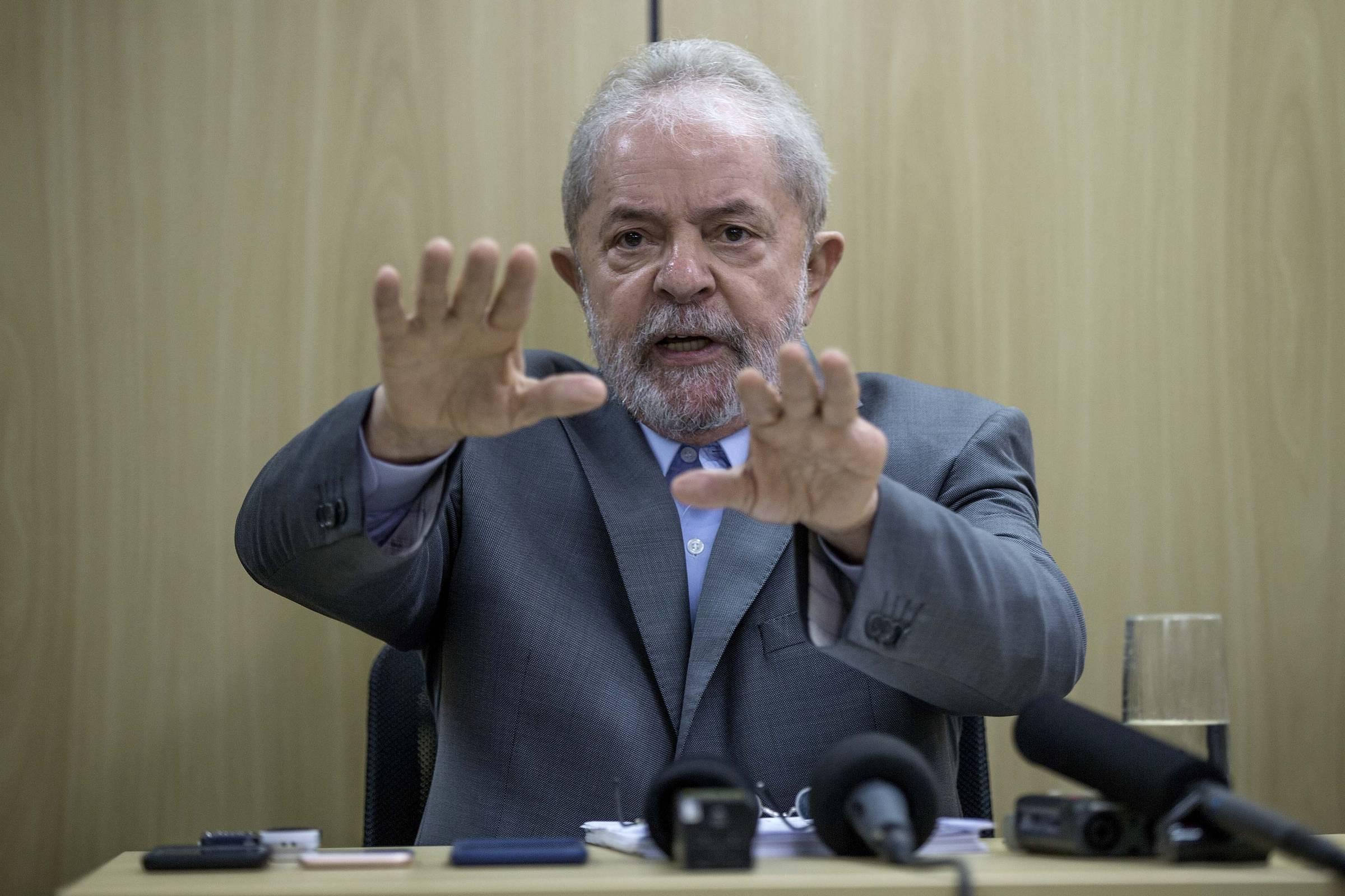 Decisão de Toffoli pode afetar inquérito sobre palestras de Lula