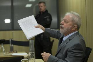 Lula concede entrevista exclusiva à Folha e ao jornal El País