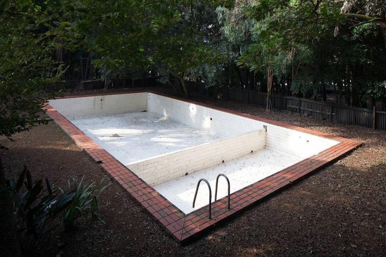 A ousadia aplicada ao concreto se repetia também no manejo da natureza. Foto: Folhapress.