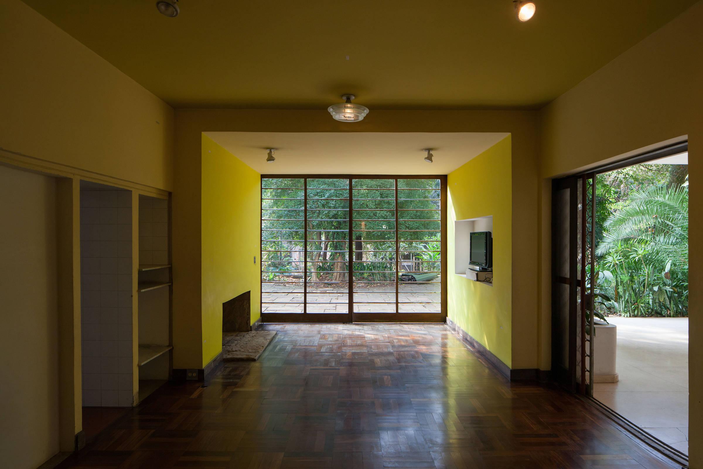 A Casa Modernista de Gregori Warchavchik suscitou críticas ao mesmo tempo em que se transformou em fetiche. Foto: Folhapress.