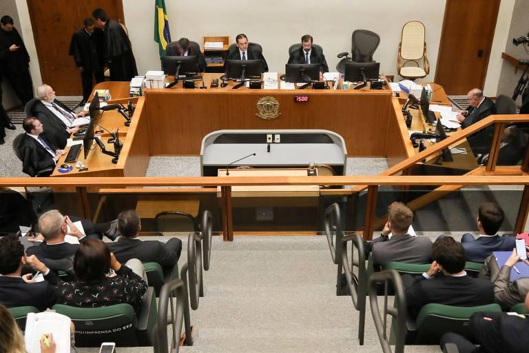 Julgamento do caso tríplex no Superior Tribunal de Justiça, na terça-feira (23)