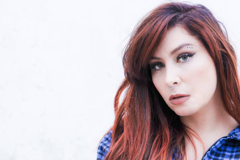 A cantora Pitty, que lança o disco 'Matriz'