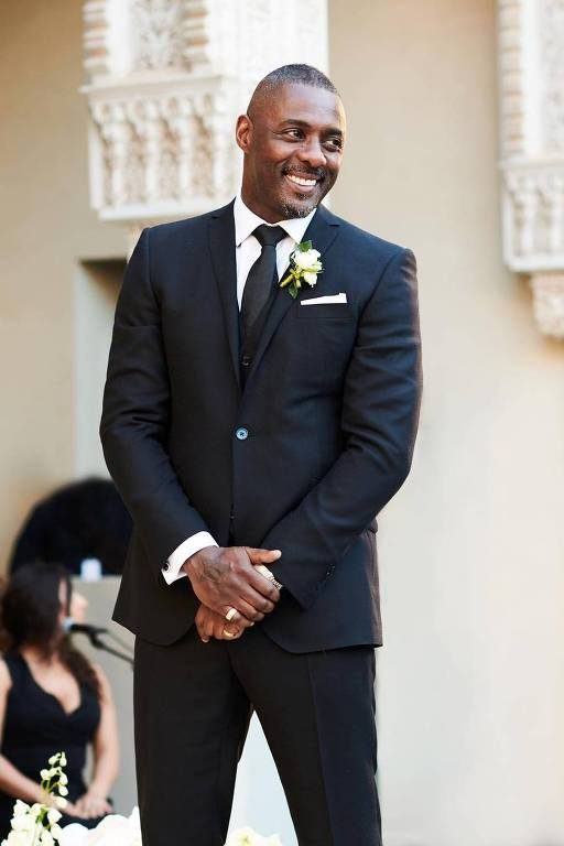 Idris Elba - Oficial