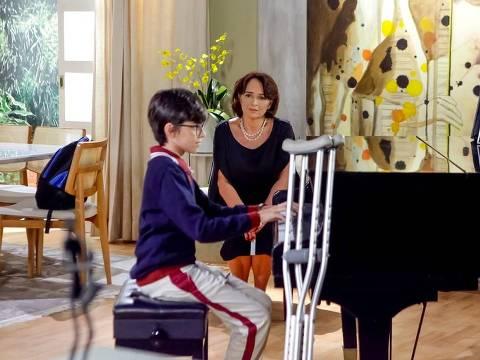 'As Aventuras de Poliana': Ruth convida Bento para visitar sua casa