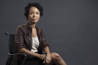 Retrato da jornalista Flavia Lima, nova Ombudsman da Folha