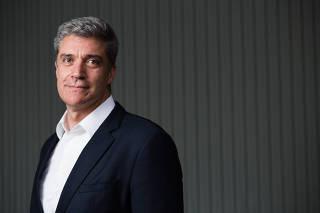 André Clark, CEO da Siemens no Brasil