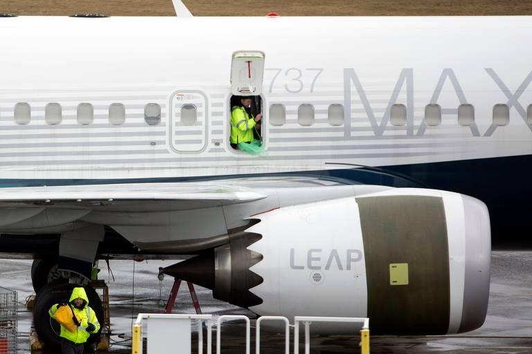 Boeing 737 MAX questionado