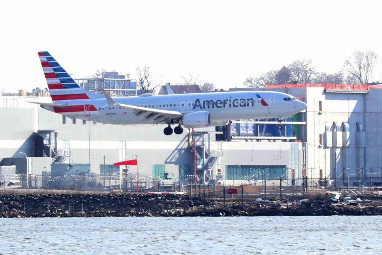 Boeing 373 MAX questionado