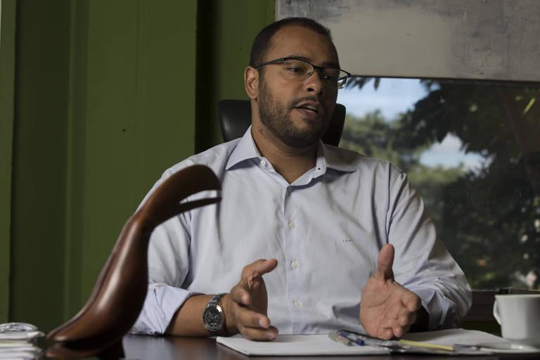 Negro da periferia assume PSDB paulistano e prega radicalismo de centro