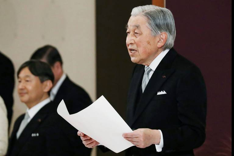 Sucessão de trono no Japão