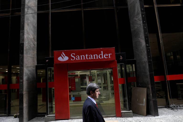 Presidente do Santander reconhece dificuldade em renegociação de dívidas de empresas