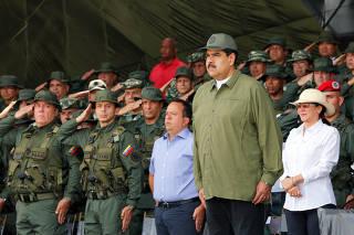 (4)VENEZUELA-ARAGUA-POLITICA-EVENTO