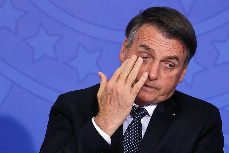 O presidente Jair Bolsonaro (PSL), que teve pedido de indenização negado pela Justiça