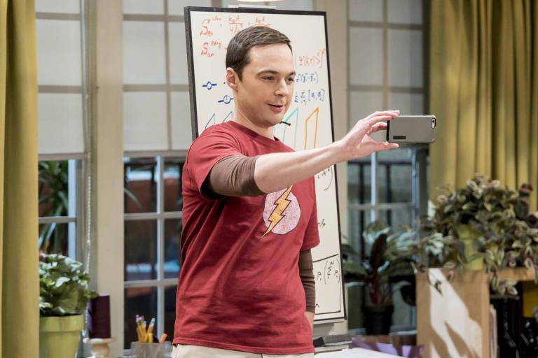 """Sheldon, de """"The Big Bang Theory"""""""