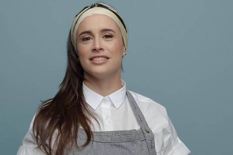 A chef paulistana Bel Coelho, do Clandestino