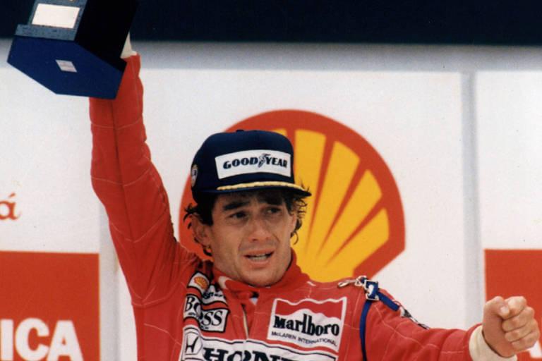Série da Netflix sobre Ayrton Senna consumiu longa negociação com a família do piloto