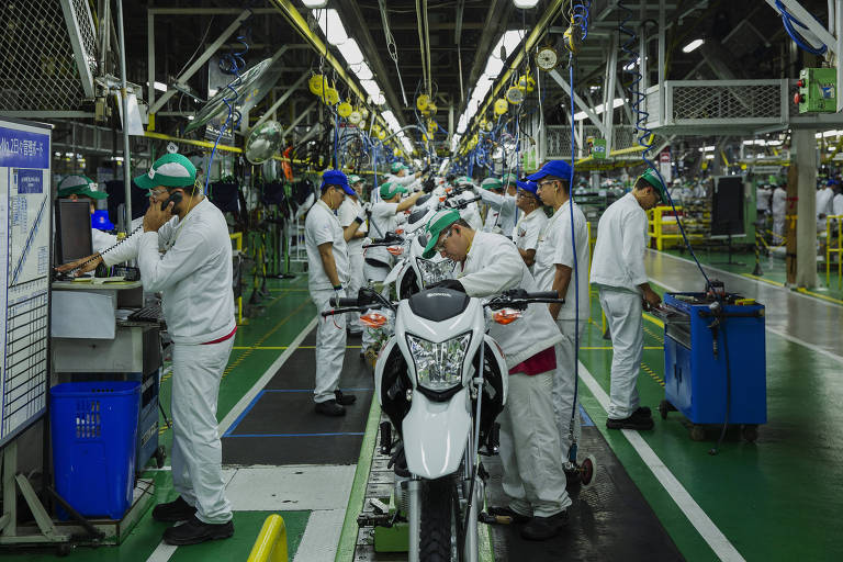 Falta de peças e crise sanitária gera descompasso entre produção e demanda no setor de motos