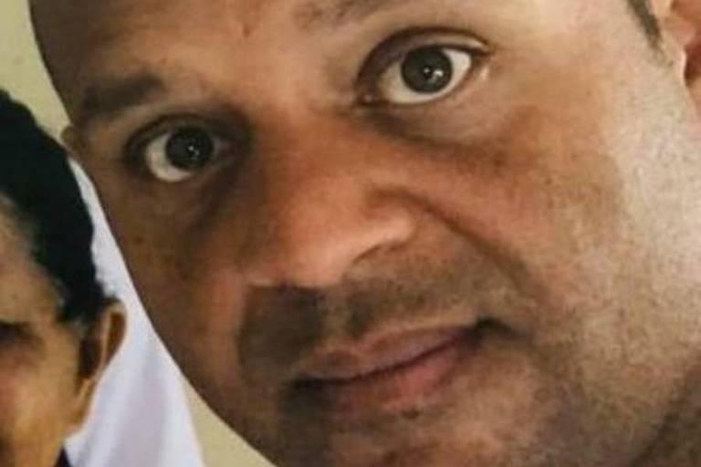 Júlio César Barroso de Sousa, 41, assassinado por aluno em Valparaíso (GO)