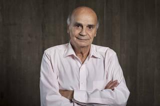 Encontro com Colunistas da FOLHA. 3o Dia. Retrato do Dr Drauzio Varella