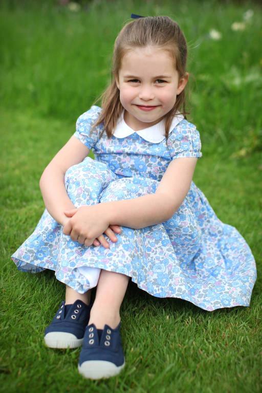 A princessa Charlotte