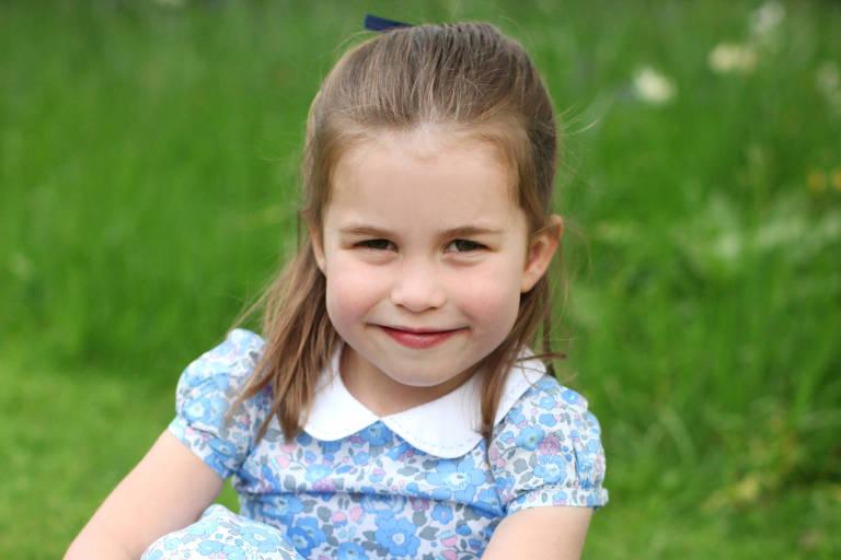 A princesa Charlotte