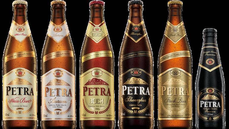 Rótulos da Petra, novo patrocinador do cinema Belas Artes