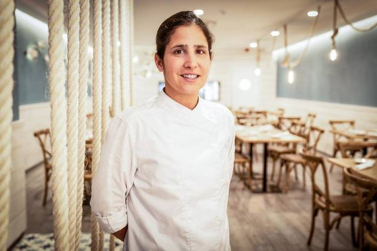 Chef Ana Moura, que participa da segunda edição do Prove Portugal