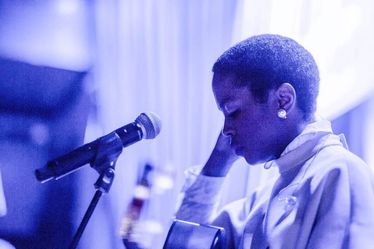 A cantora Lauryn Hill