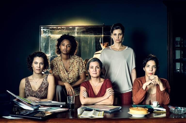Séries refletem ascensão das mulheres depois do #MeToo