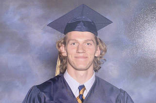 Riley Howell, one of the two University of North Carolina at Charlotte shooting victims.