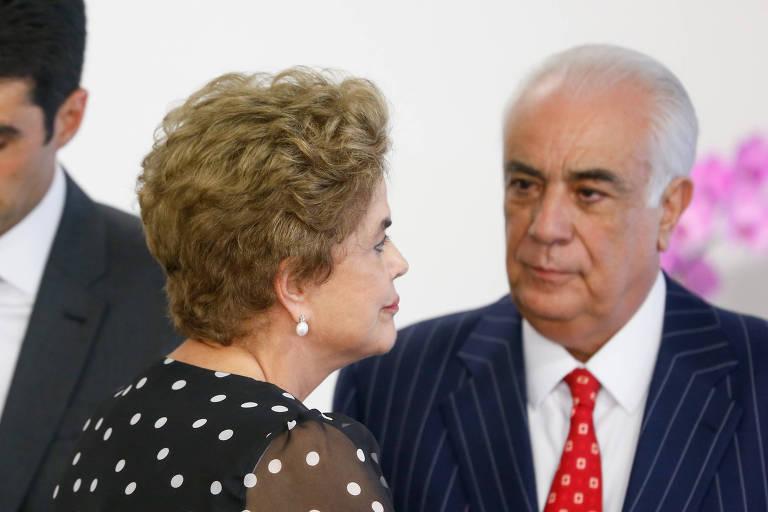 Antonio Carlos Rodrigues (PR), que foi ministro dos Transportes da ex-presidente Dilma Rousseff (PT)