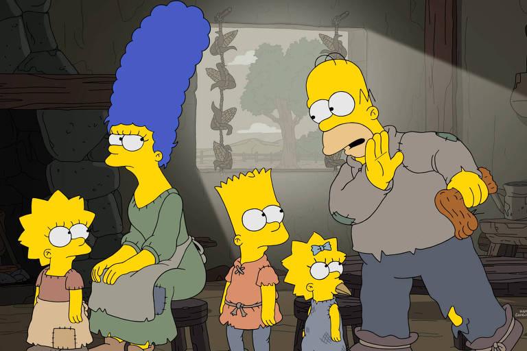 """""""Os Simpsons"""" ganha maratona diária durante todo o mês de maio"""