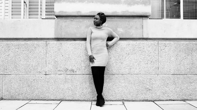 A escritora nigeriana Ayobami Adebayo