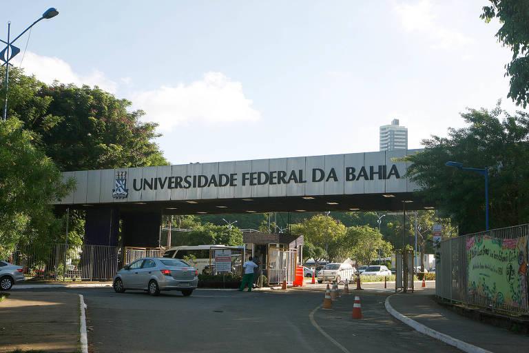 Campus de Ondina da Universidade Federal da Bahia (UFBA), uma das três universidades que sofreram o corte de 30% de verbas do MEC