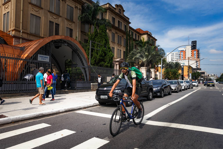 CET aprova projeto de ciclovia na Vila Mariana