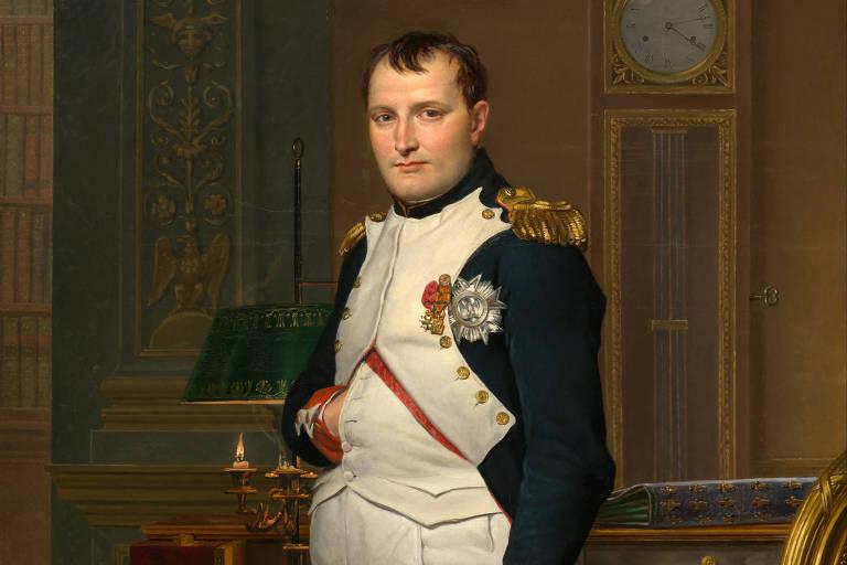 Quadro de Napoleão