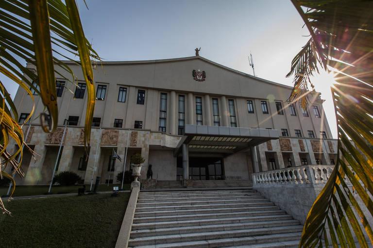 Conheça o Palácio dos Bandeirantes, inclusive a suíte máster