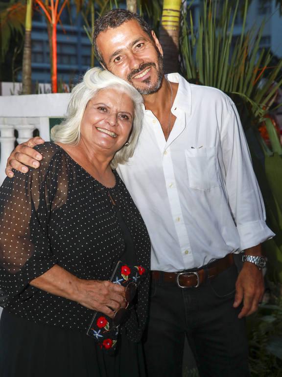 A Dona do Pedaço, novela, com Jussra Freire e Marcos Palmeira