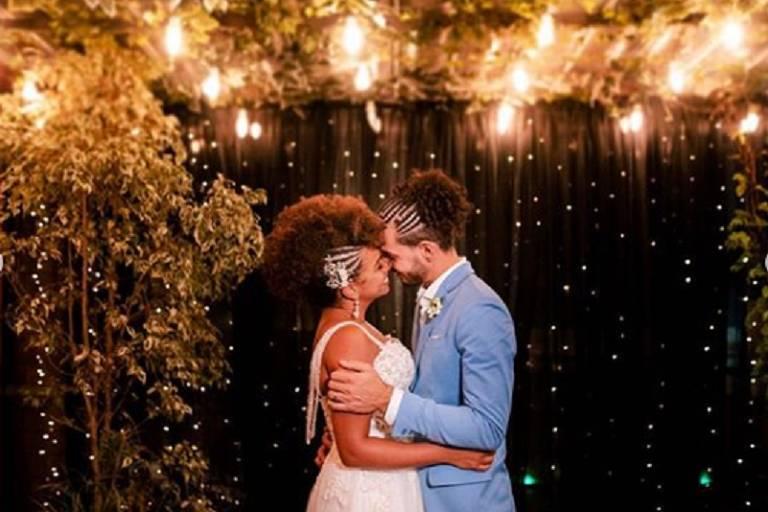 Casamento de Jean Amorim e Jeniffer Nascimento