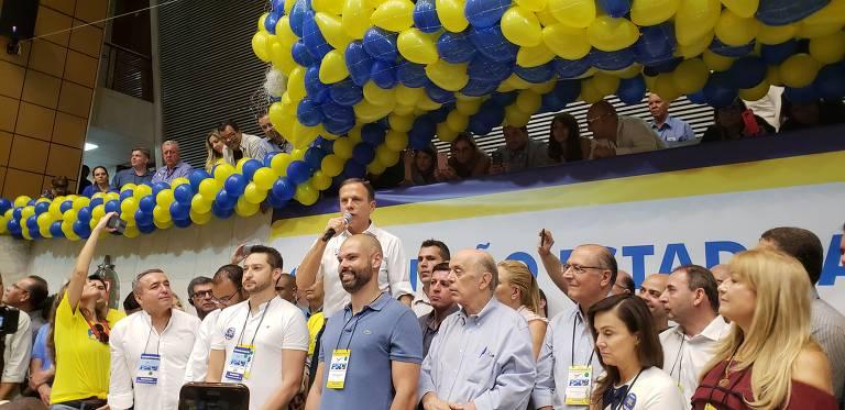 Convenção Estadual do PSDB-SP