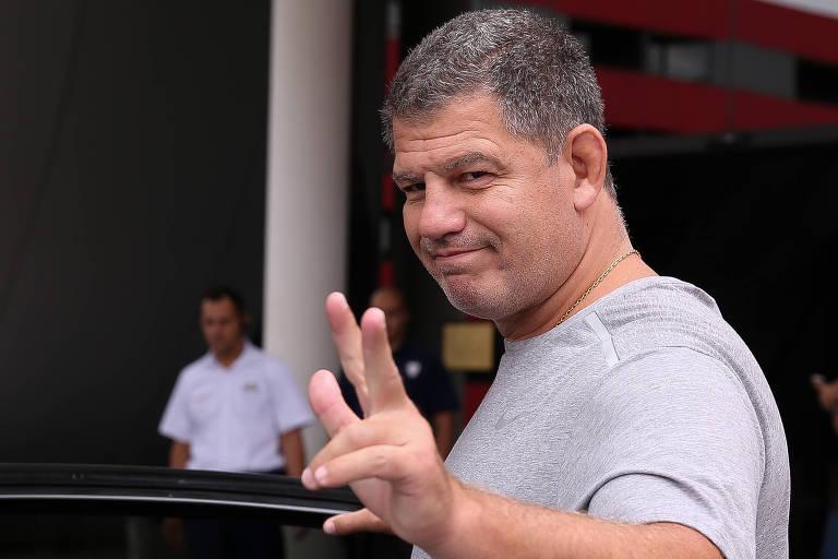 O ex-ministro da Secretaria-Geral da Presidência e ex-presidente nacional do PSL Gustavo Bebianno