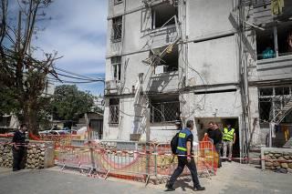 MEDIO ORIENTE-ISRAEL-GAZA-CONFLICTO